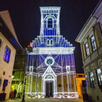 nanovjs projection mapping